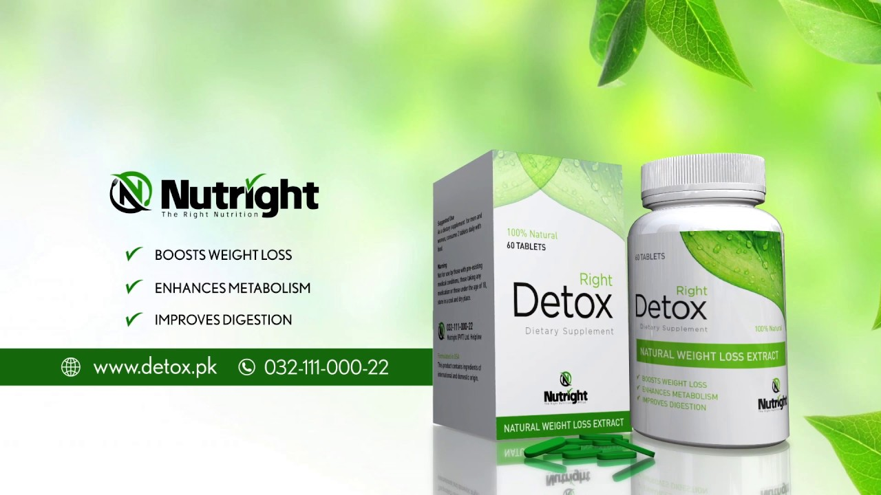 Supliment dietetic master detox
