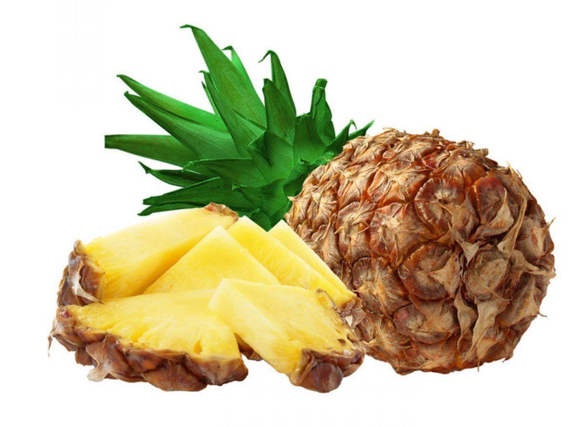 ananasul ajuta viermii