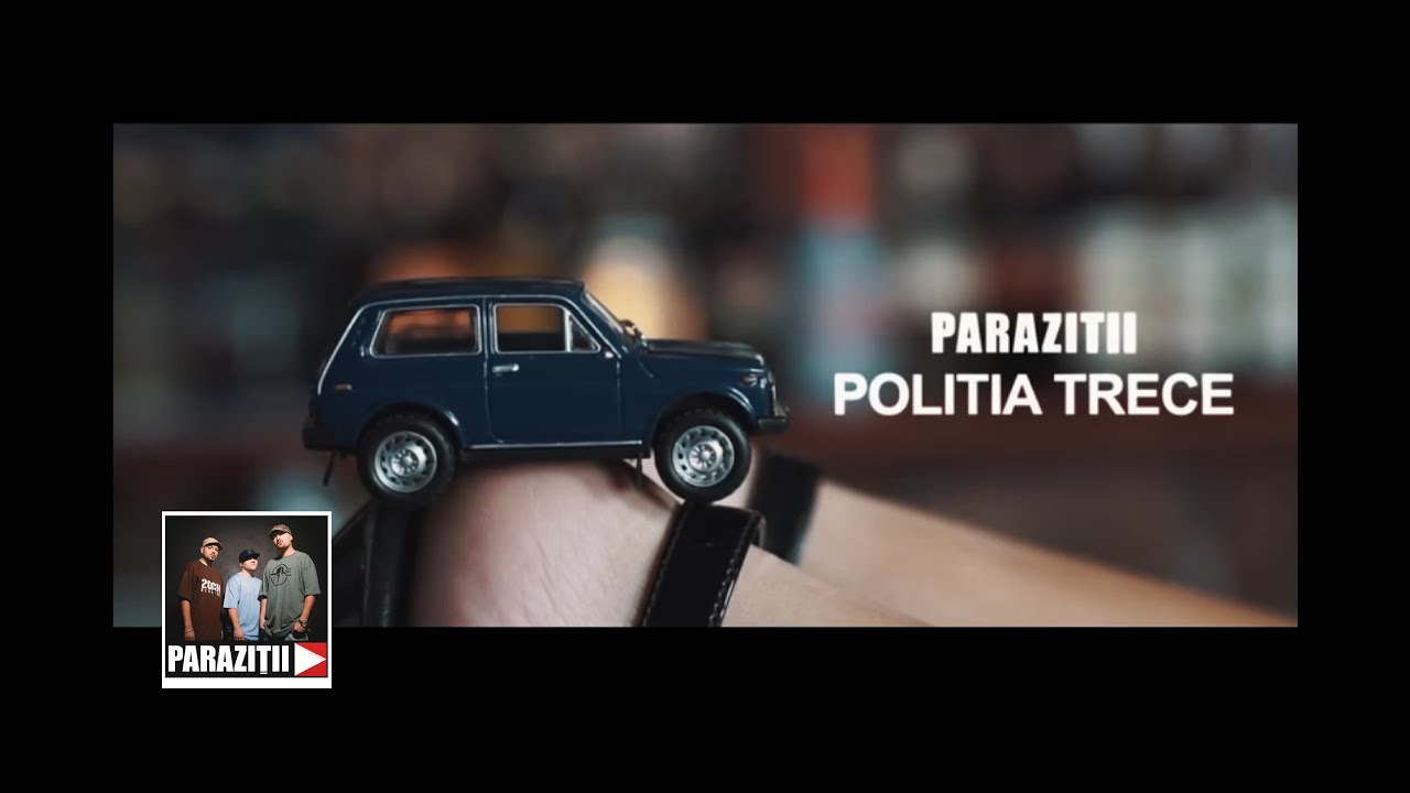 parazitii scandal politie