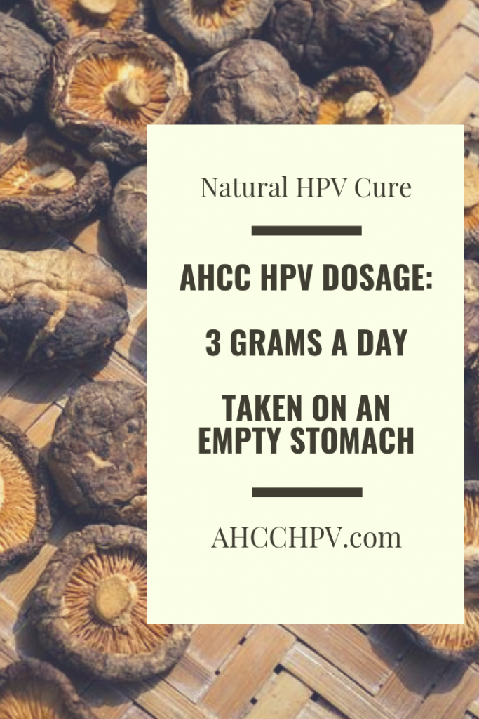 Hpv treatment ahcc - anvelope-janteauto.ro