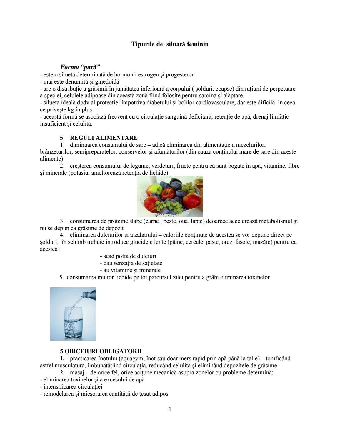 colonii de detoxifiere a alimentelor crude