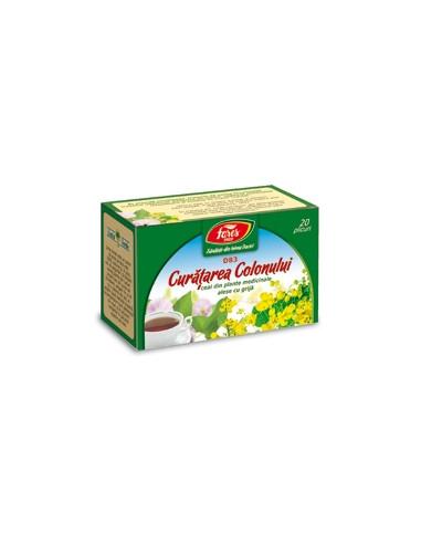 curățarea colonului de ceai detox)