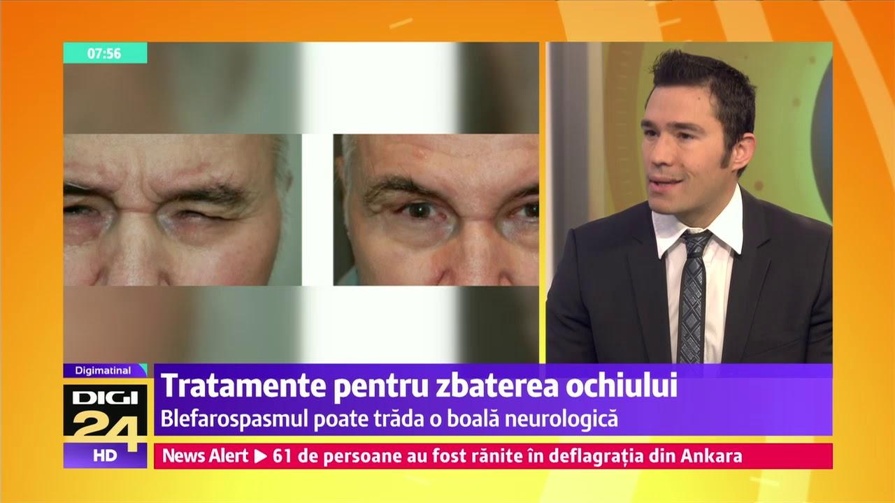 helmintele ochiului)