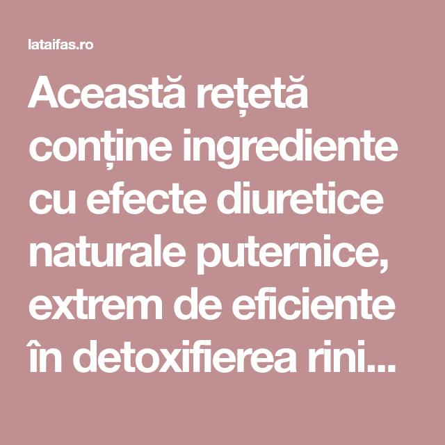detoxifierea bilei