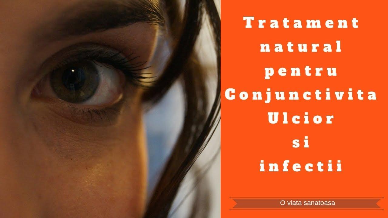 viermii din ochi sunt simptome ale tratamentului