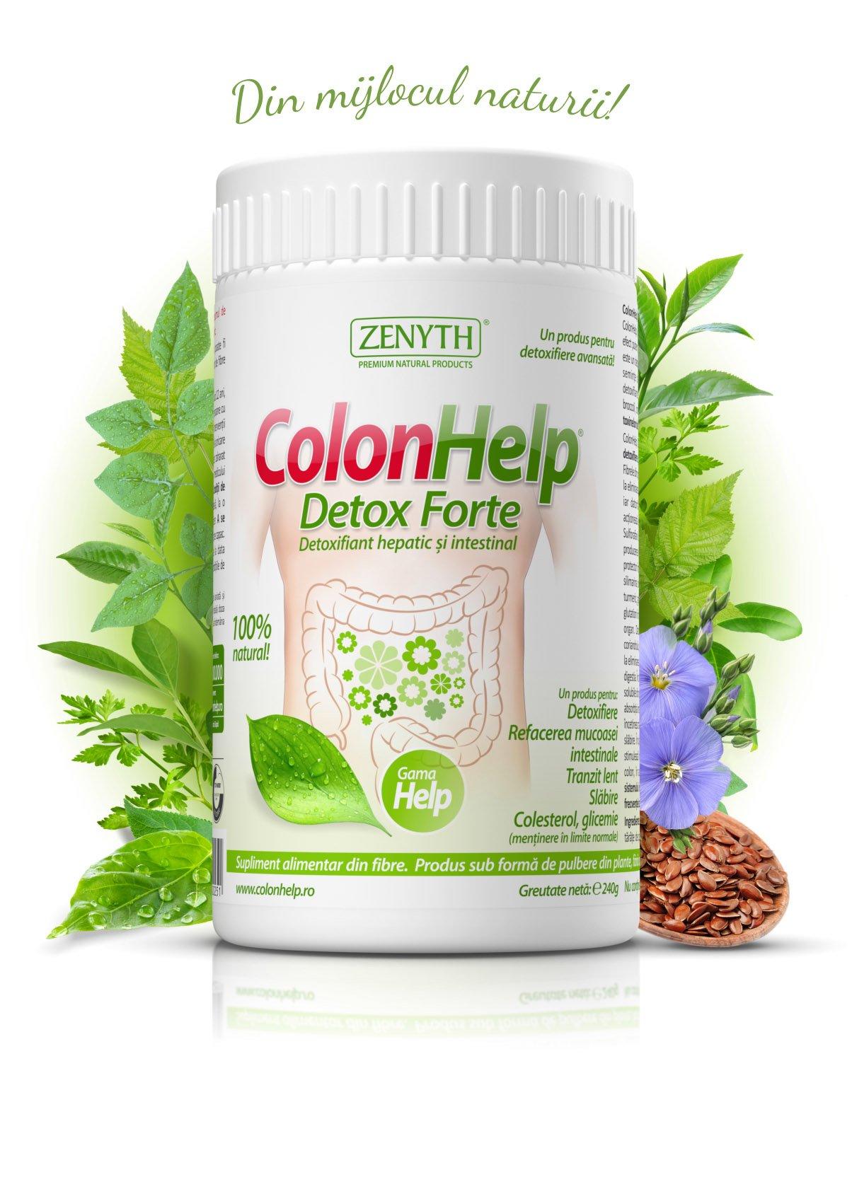 mod natural de detoxifiere a colonului