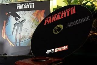 parazitii parol