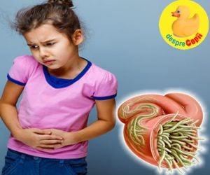 tratament pentru viermi la un copil