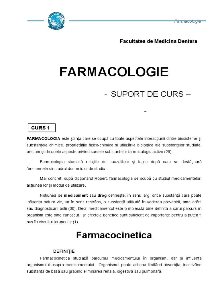 prezentarea medicamentelor antimicrobiene și anti parazitare