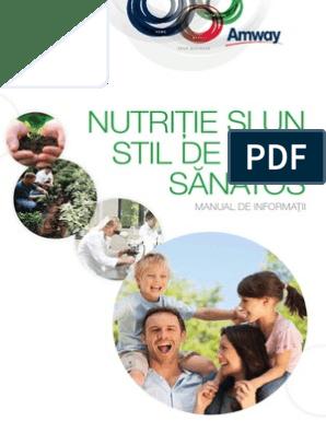 supliment de nutriție pentru sănătate și detecție optimă