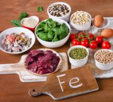 vitamine c anemie