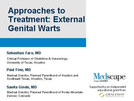 wart treatment medscape