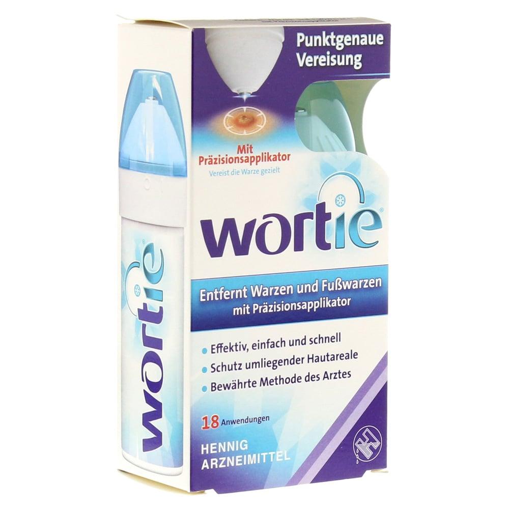 WORTIE spray contra negilor * 50 ml - VIVA PHARMA